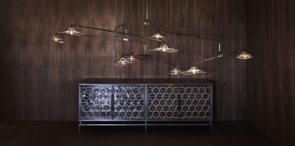 RONDELLE Credenza Craftmark Luxury Furniture Collection - John Pomp