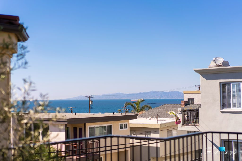 220 8th St, Manhattan Beach, CA, USA - Luxury Real Estate - Ocean View Dream Home - Top Floor Deck View