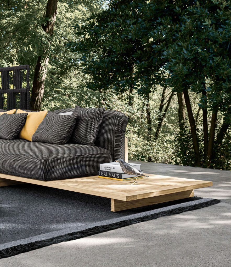 Argo Outdoor Furniture Collection by Talenti Outdoor Living Italy - Palomba Serafini Associati