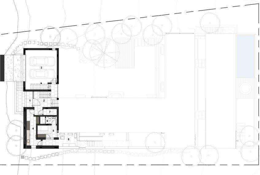 Floor Plans - Benguela Cove Wine Estate Residence - Hermanus, Overberg, South Africa