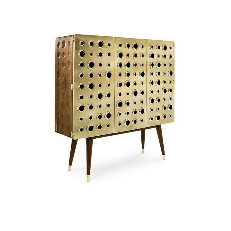 MONOCLES Cabinet – Essential Home – DelightFULL Modern Retro Design