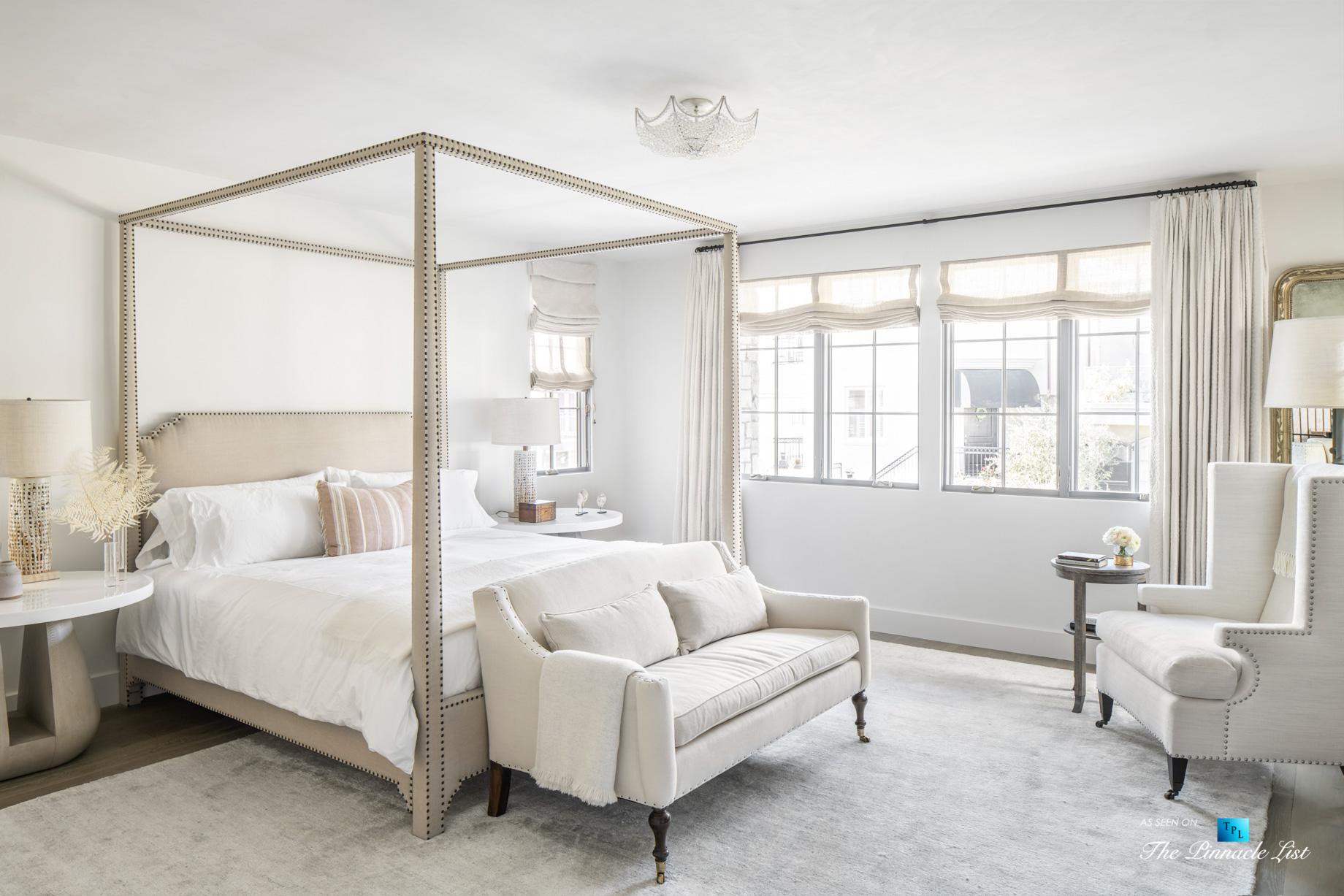 220 8th St, Manhattan Beach, CA, USA – Luxury Real Estate – Ocean View Dream Home – Master Bedroom