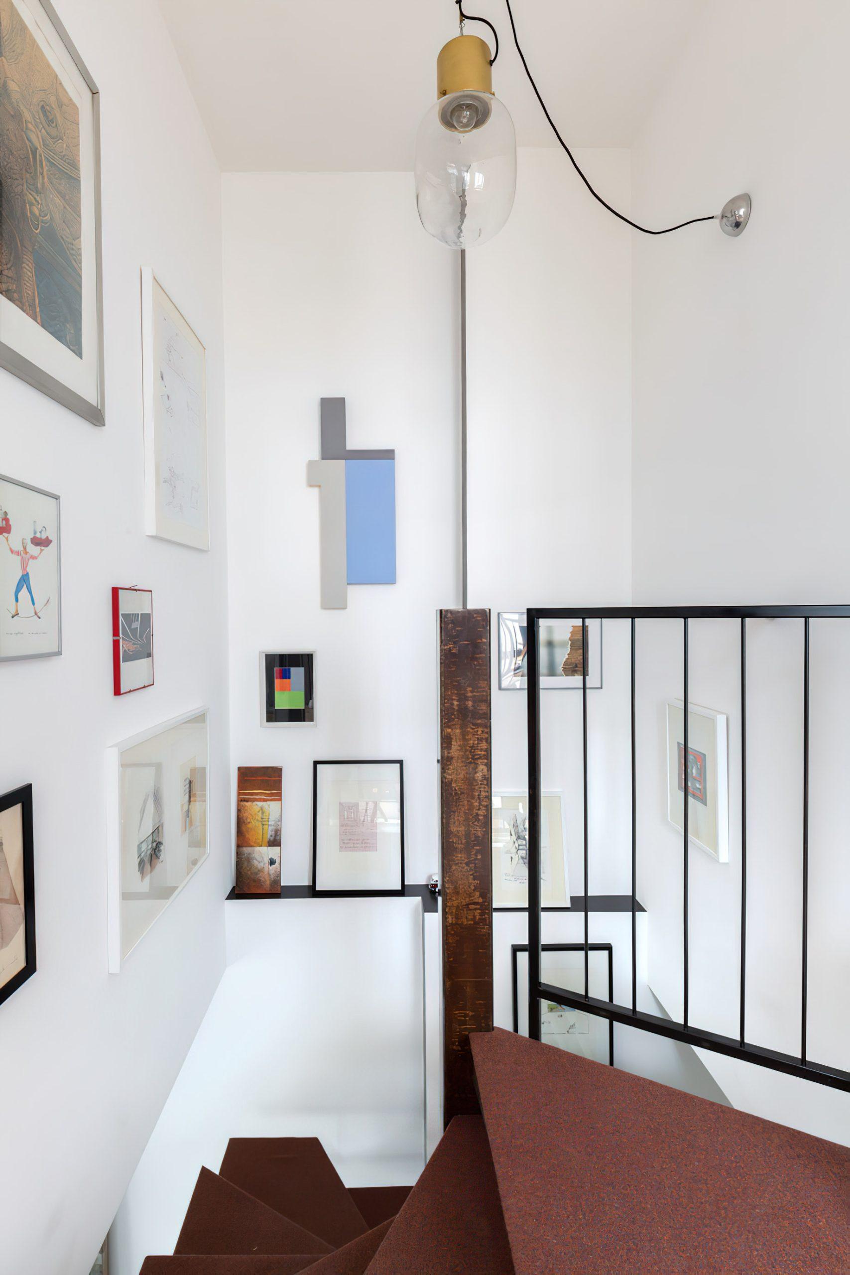 Casa Cialdini Eclectic Interior Design Milan, Italy – Stefania Micotti