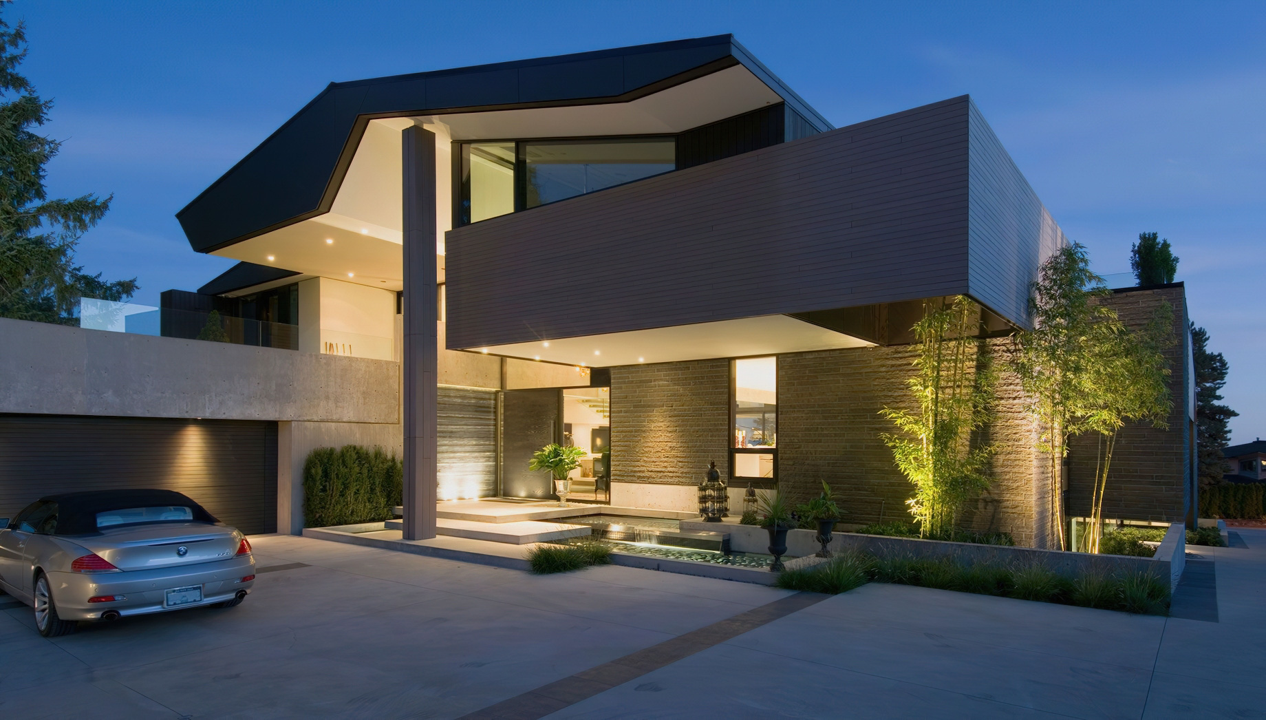 Groveland Road House Luxury Modern – West Vancouver, BC, Canada