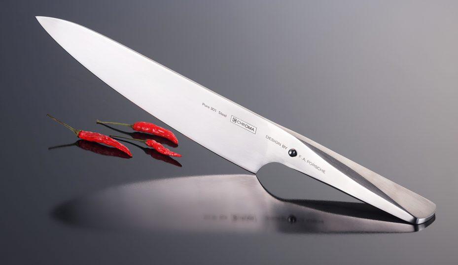 Chroma Type 301 Knife Collection Germany - Studio F. A. Porsche