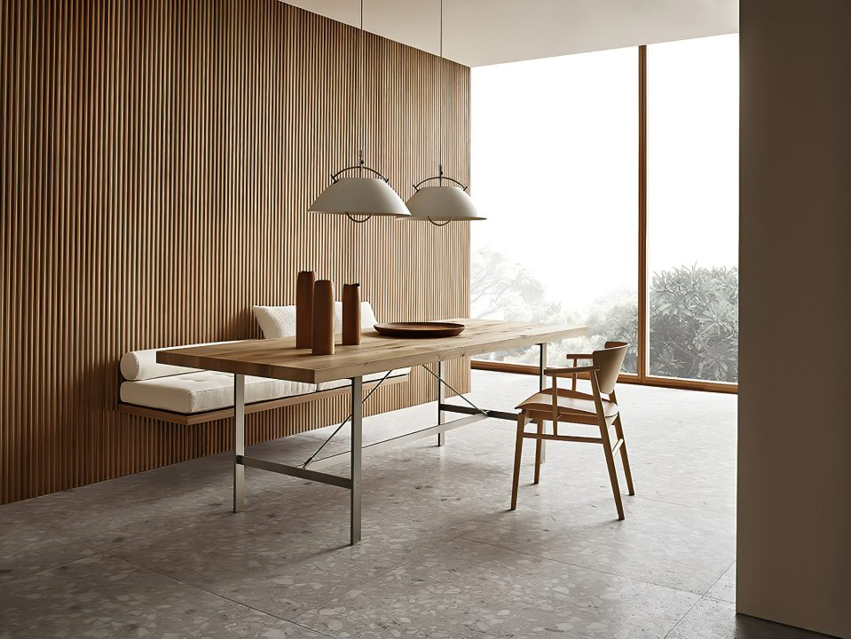 K-lab Contemporary Kitchen Ernestomeda Italy - Giuseppe Bavuso - K-Table