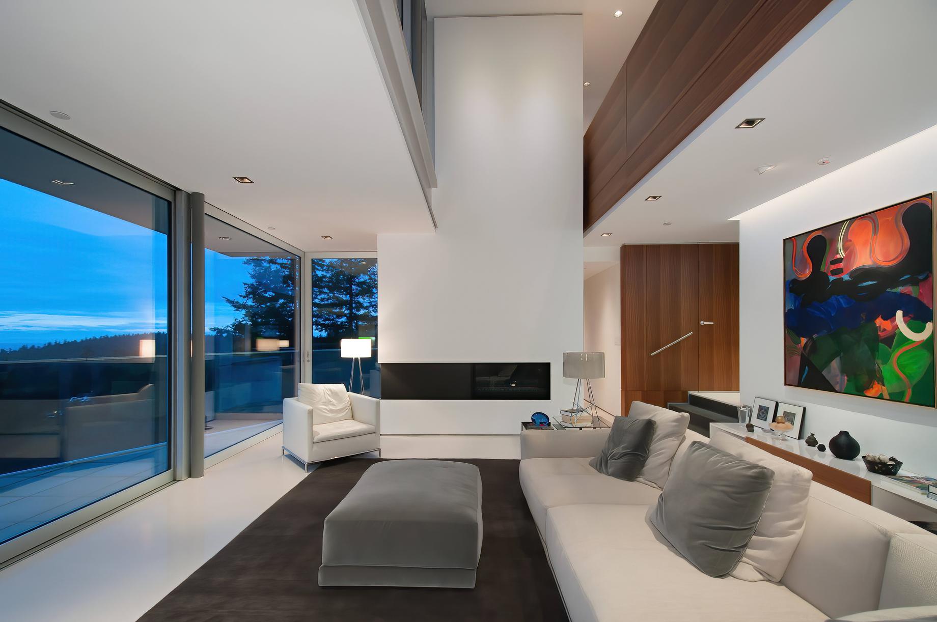 West Coast Modern - 4249 Rockbank Place, West Vancouver, BC, Canada