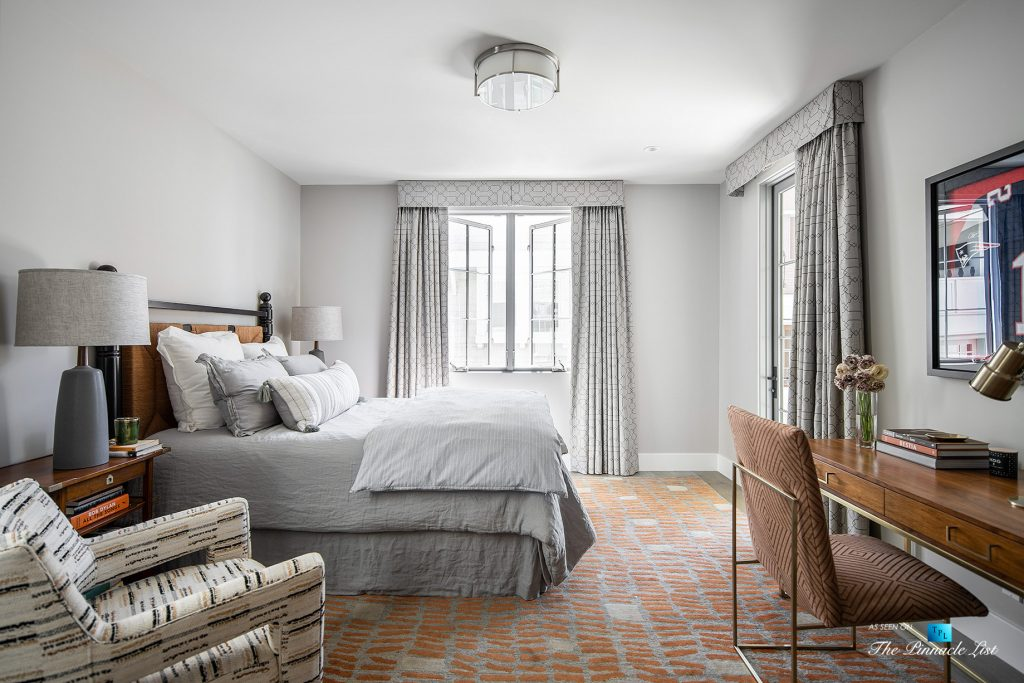 220 8th St, Manhattan Beach, CA, USA - Luxury Real Estate - Ocean View Dream Home - Bedroom