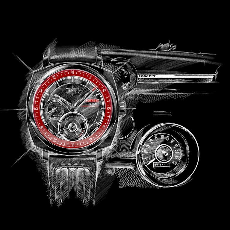 P-51 Little Red Limited Collection – REC Watches
