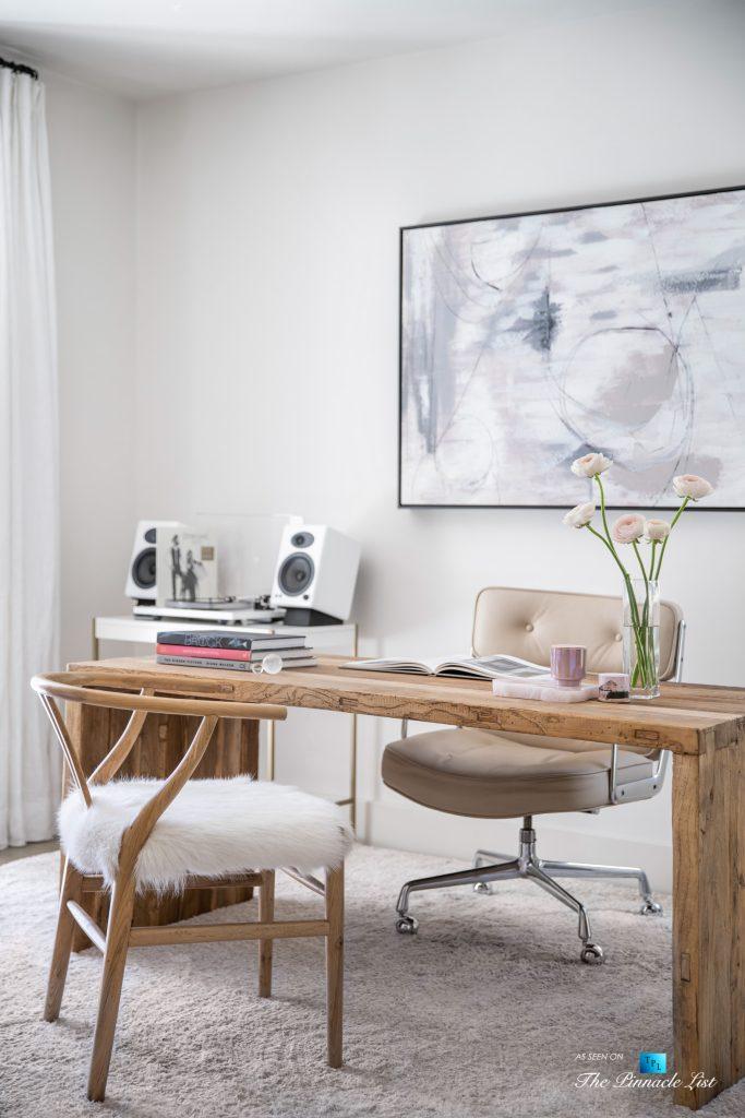 a220 8th St, Manhattan Beach, CA, USA - Luxury Real Estate - Ocean View Dream Home - Office