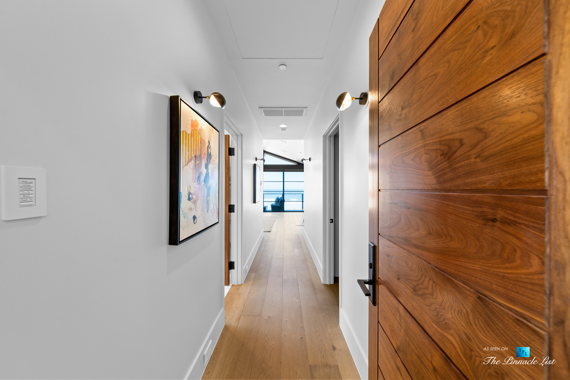 508 The Strand, Manhattan Beach, CA, USA – Master Bedroom Entry – Luxury Real Estate – Oceanfront Home