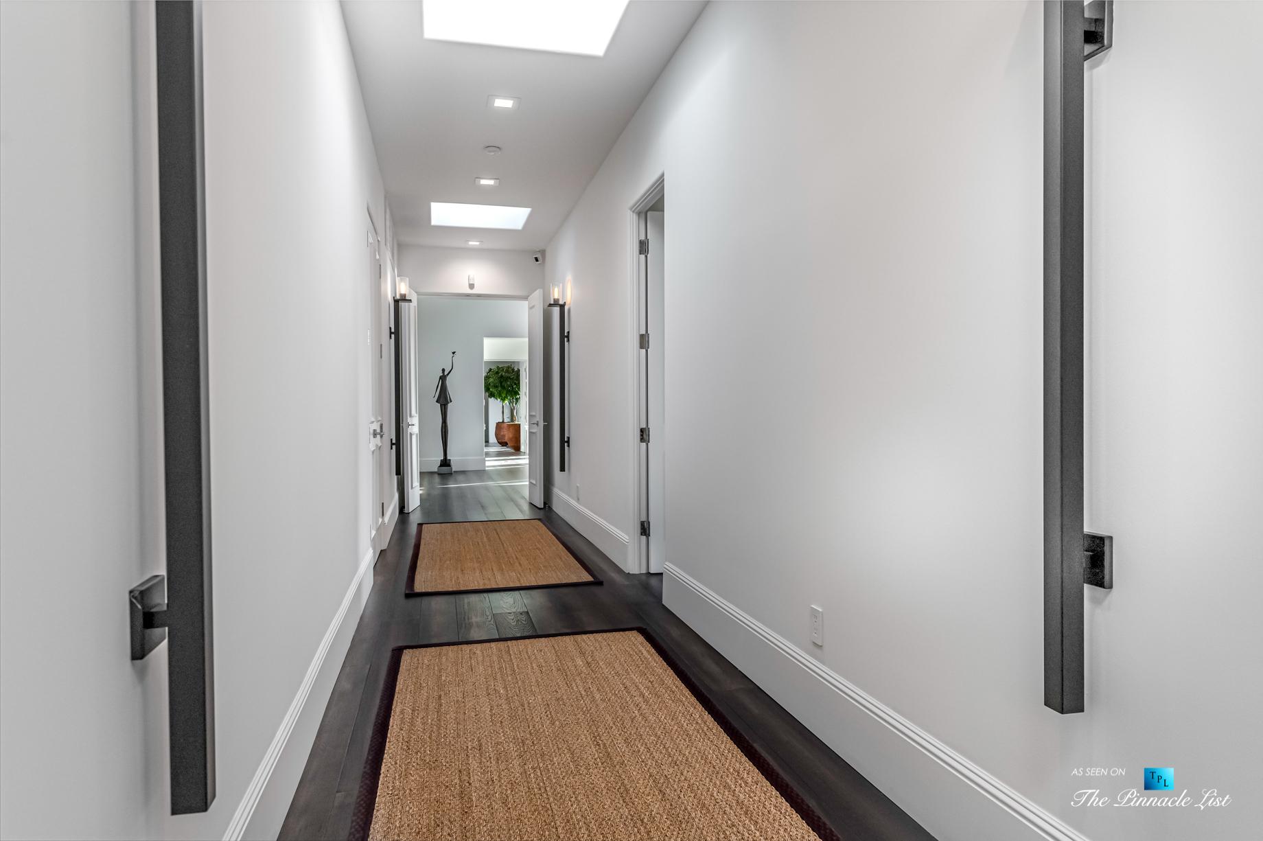 2720 Ellison Dr, Beverly Hills, CA, USA – Hallway – Luxury Real Estate – Italian Villa Hilltop Home