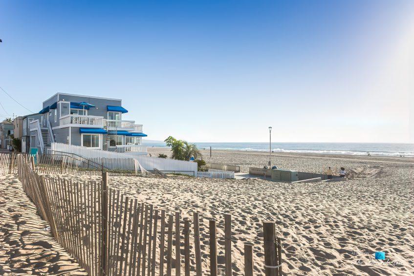 3500 The Strand, Hermosa Beach, CA, USA - Beachfront Living – Luxury Real Estate – Original 90210 Beach House - Oceanfront Home