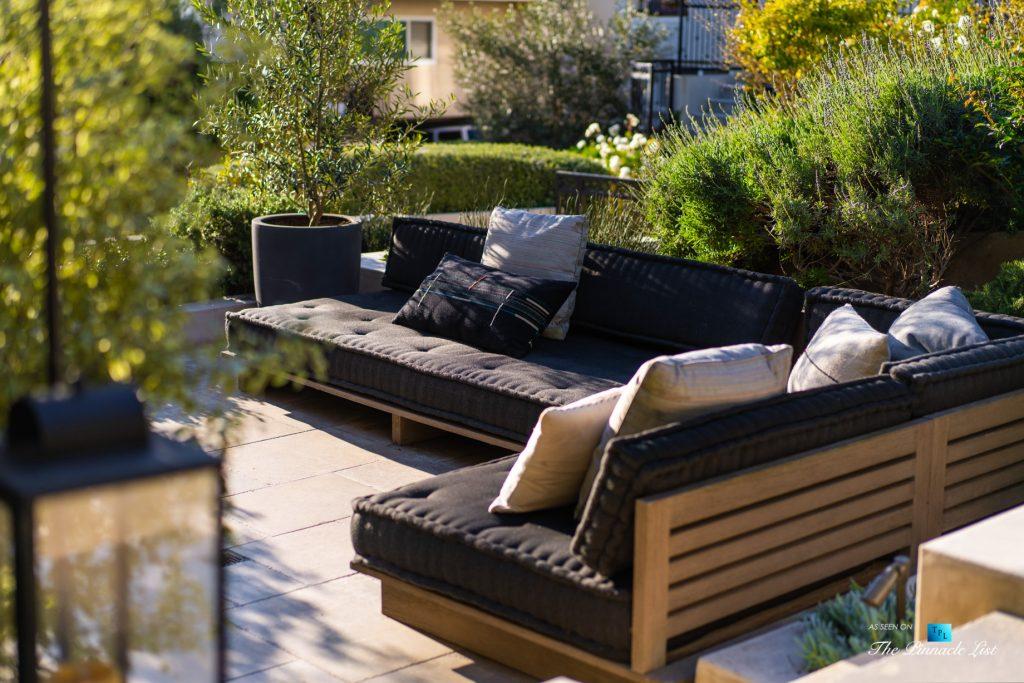 220 8th St, Manhattan Beach, CA, USA - Luxury Real Estate - Ocean View Dream Home - Outdoor Patio Lounge Seating