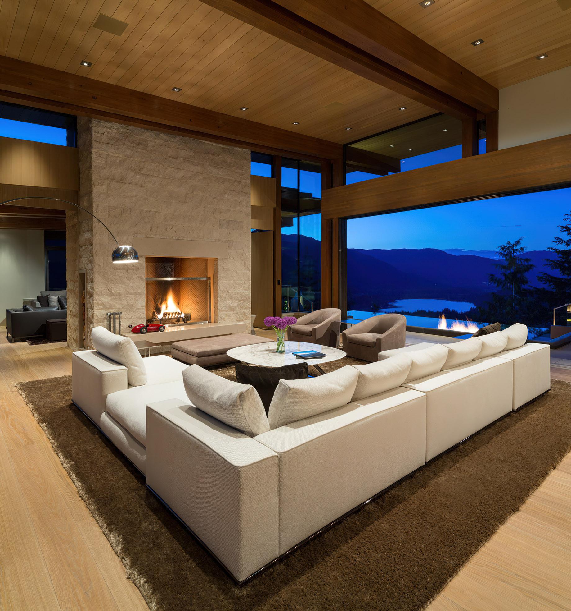 High Point Kadenwood Luxury Estate – High Point Dr, Whistler, BC, Canada