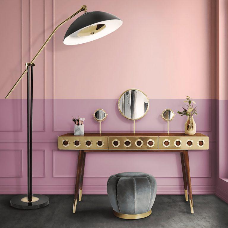 MONOCLES Dressing Table – Essential Home – DelightFULL Modern Retro Design