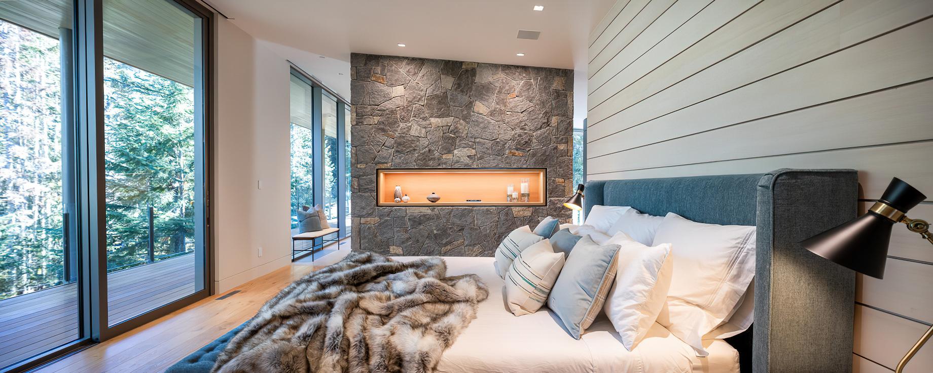 Trails Edge Palatial Luxury Ski Chalet Residence – Whistler, BC, Canada