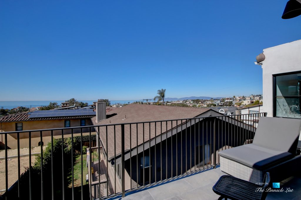 825 Highview Ave, Manhattan Beach, CA, USA - Upper Deck Ocean View - Luxury Real Estate - Modern Spanish Home