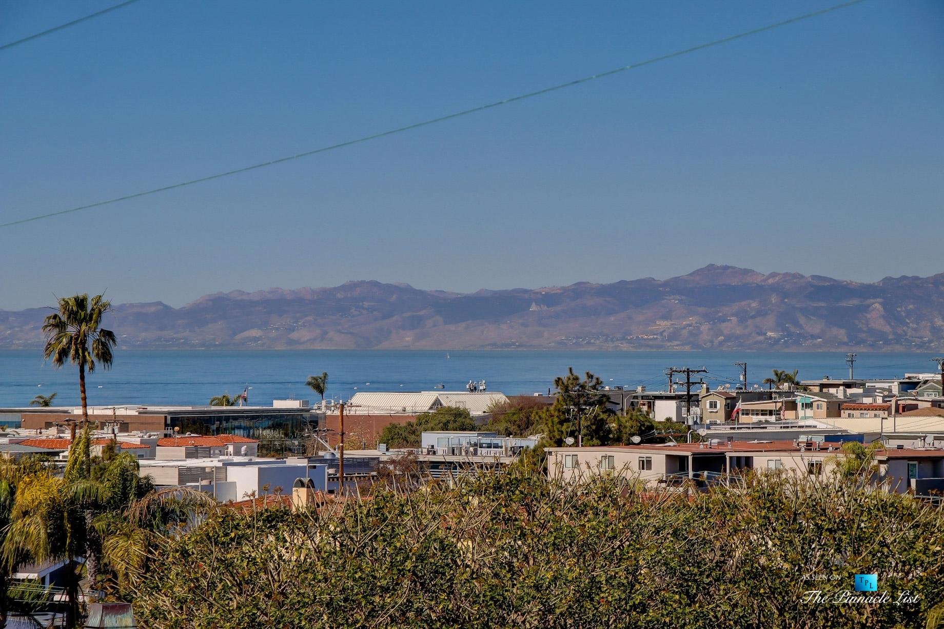 825 Highview Ave, Manhattan Beach, CA, USA - Ocean View - Luxury Real Estate - Modern Spanish Home