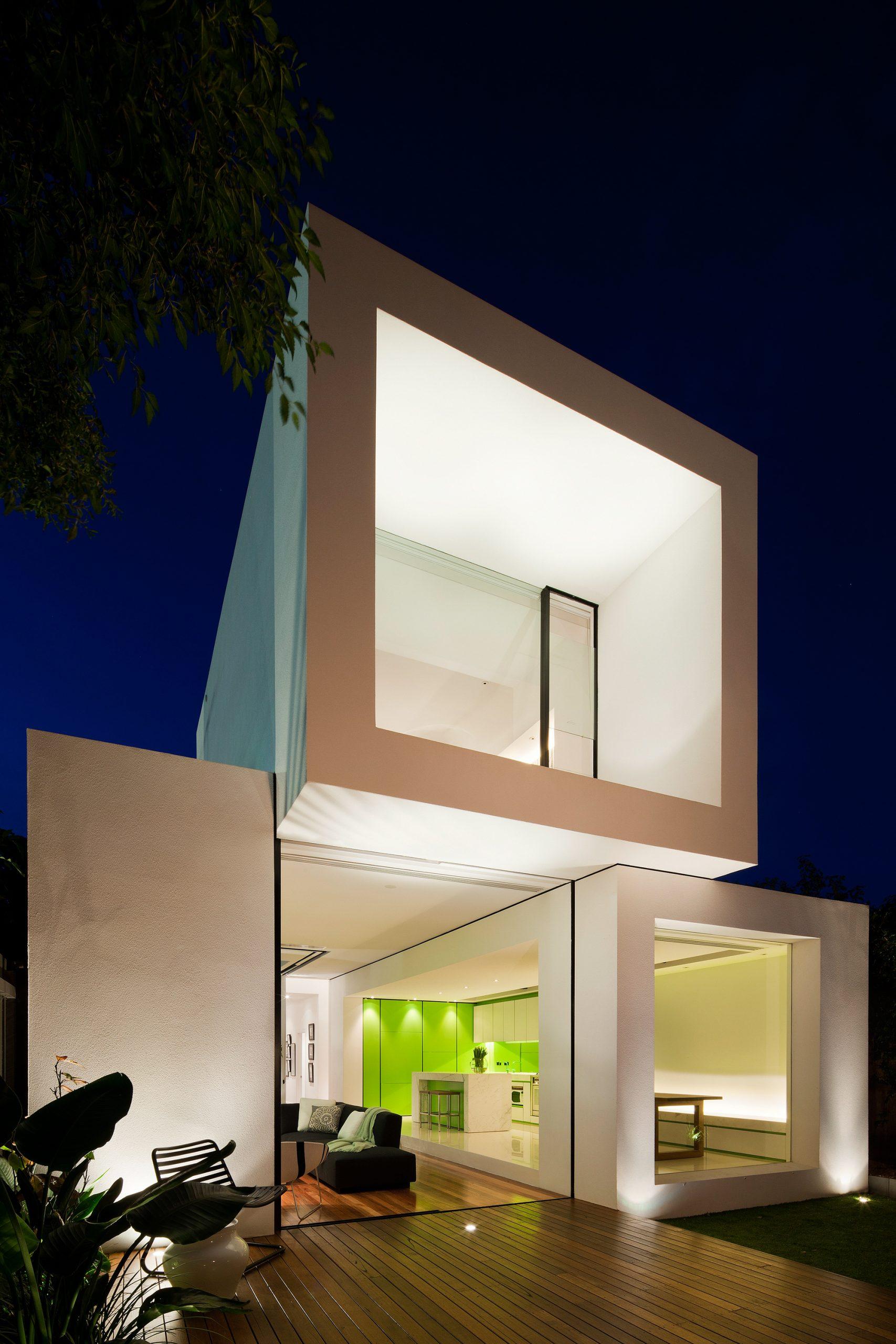 Shakin Stevens Green Space House – Melbourne, Victoria, Australia