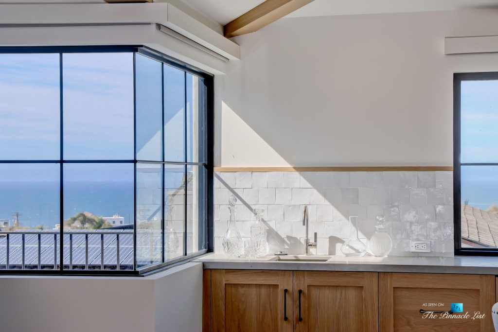 825 Highview Ave, Manhattan Beach, CA, USA - Interior Ocean View - Luxury Real Estate - Modern Spanish Home
