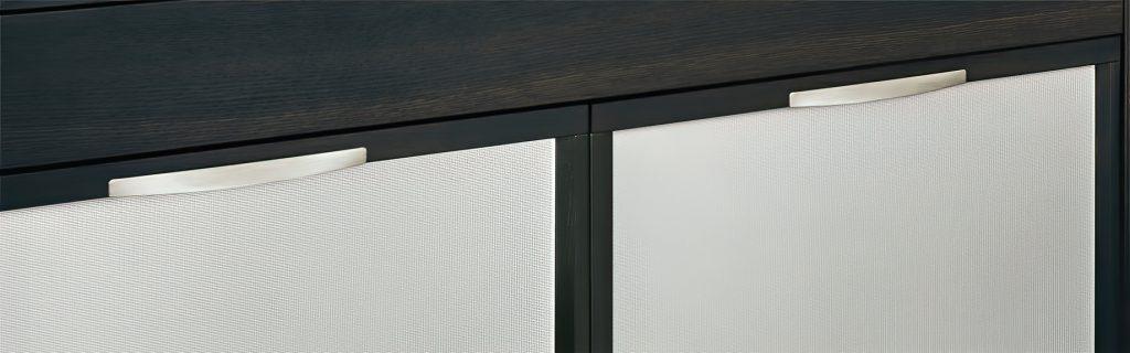 K-lab Contemporary Kitchen Ernestomeda Italy - Giuseppe Bavuso - Plain Door Nexus
