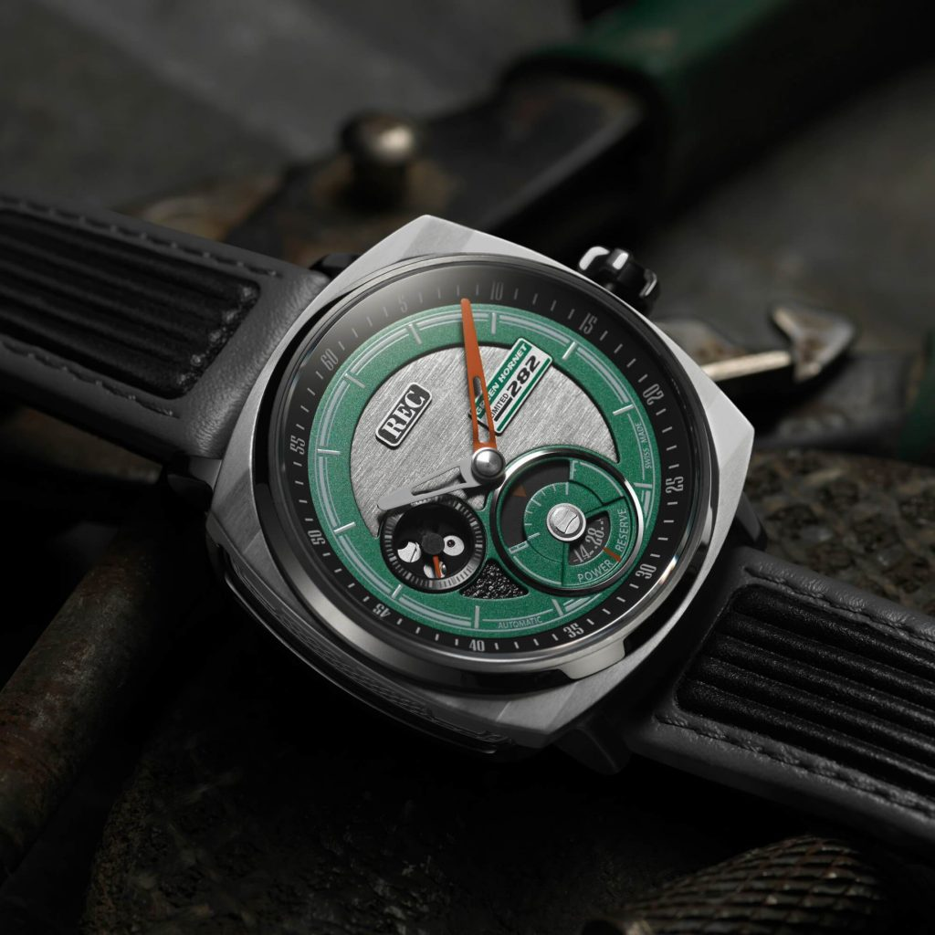 P-51 Green Hornet Limited Collection - REC Watches