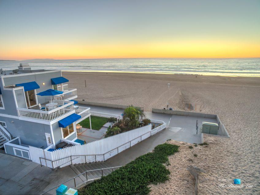 3500 The Strand, Hermosa Beach, CA, USA - Sunset Beach View - Luxury Real Estate – Original 90210 Beach House