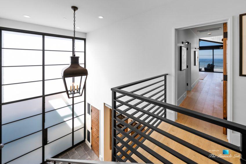 508 The Strand, Manhattan Beach, CA, USA - Upstairs Landing - Luxury Real Estate - Oceanfront Home