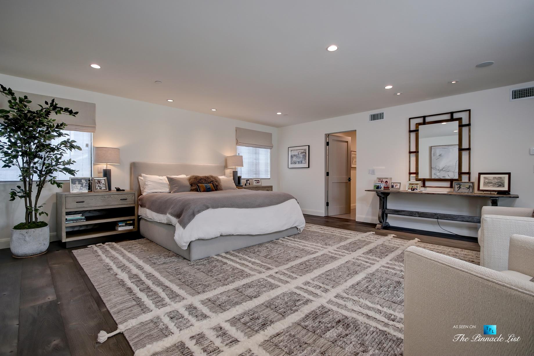 825 Highview Ave, Manhattan Beach, CA, USA – Master Bedroom Suite – Luxury Real Estate – Modern Spanish Home