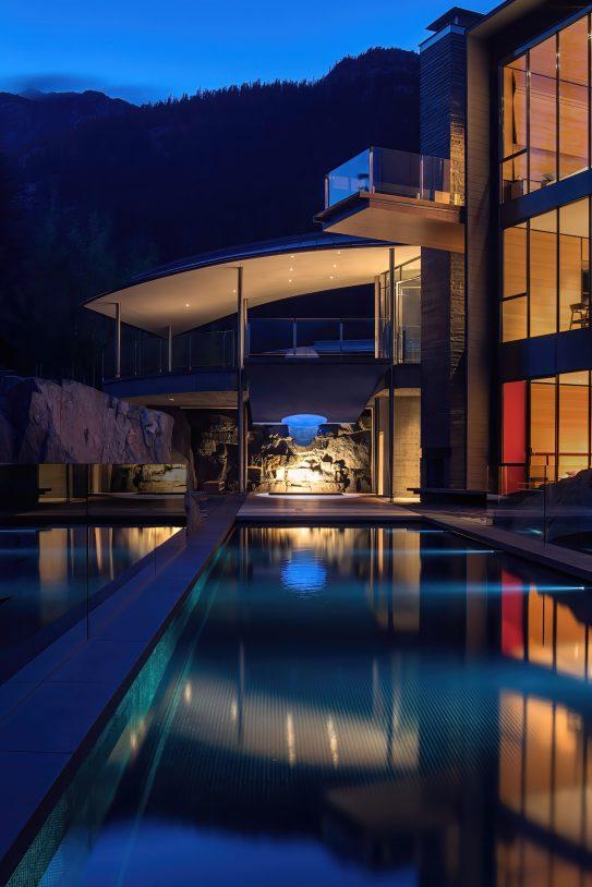 Amanderu Estate Luxury Ski Chalet - Stonebridge Dr, Whistler, BC, Canada