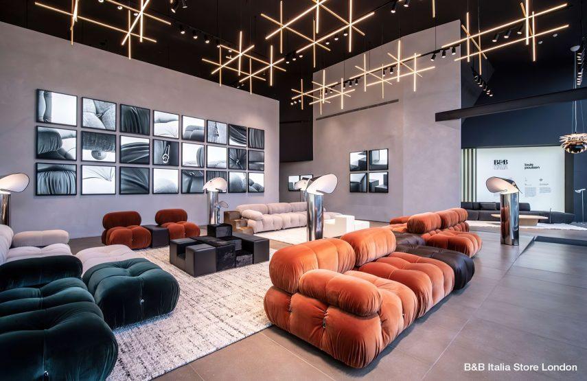 Camaleonda Classic Sofa Collection B&B Italia - Mario Bellini - B&B Italia Store London
