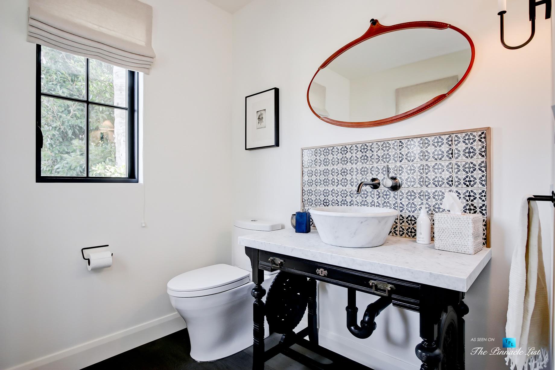 825 Highview Ave, Manhattan Beach, CA, USA - Classic Bathroom - Luxury Real Estate - Modern Spanish Home