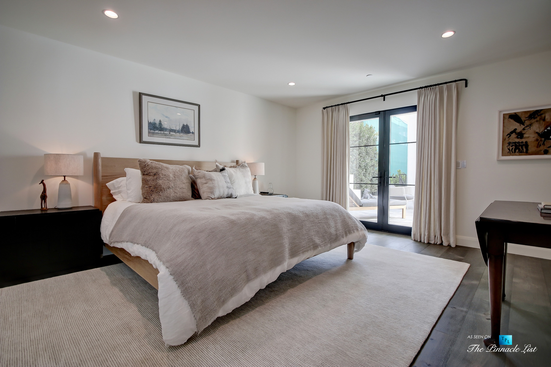 825 Highview Ave, Manhattan Beach, CA, USA - Bedroom - Luxury Real Estate - Modern Spanish Home
