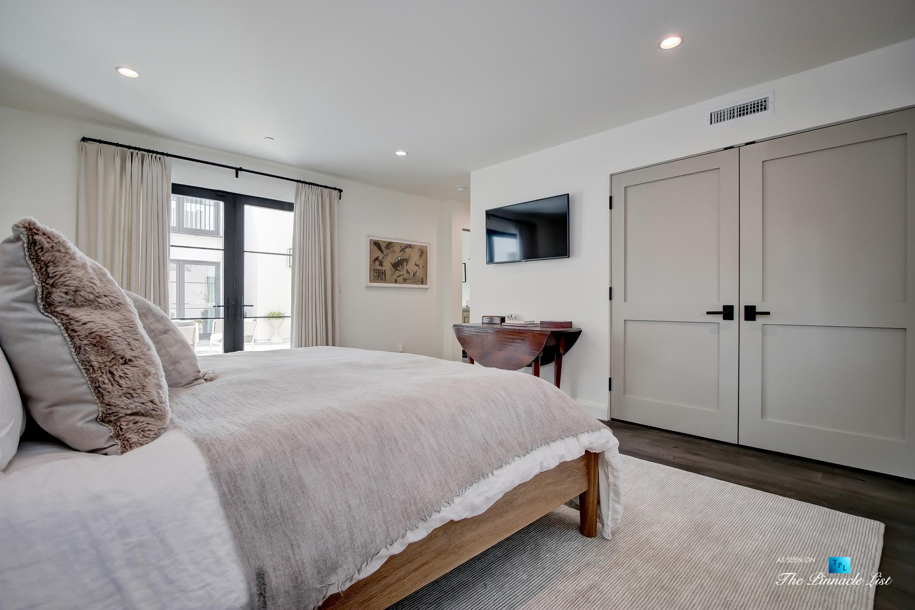 825 Highview Ave, Manhattan Beach, CA, USA – Bedroom – Luxury Real Estate – Modern Spanish Home
