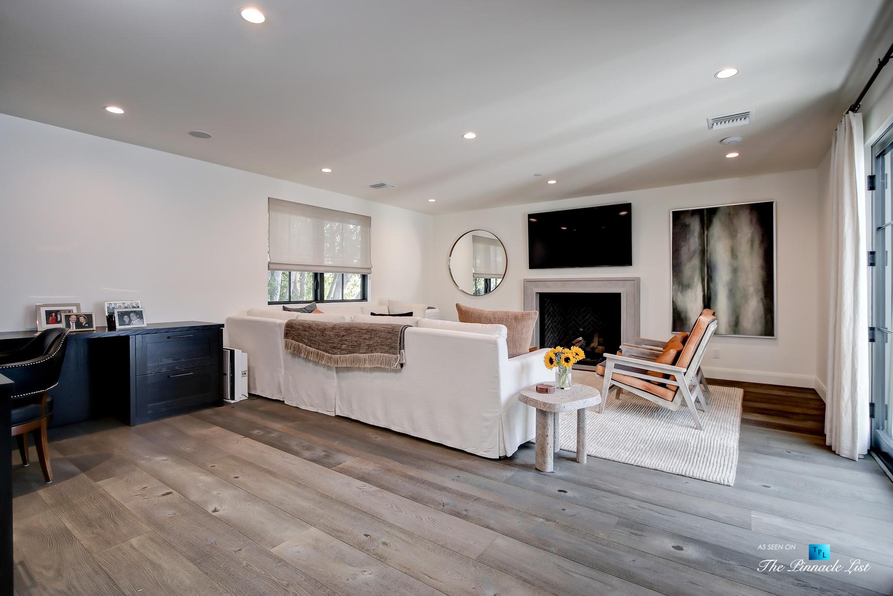 825 Highview Ave, Manhattan Beach, CA, USA – Private Den – Luxury Real Estate – Modern Spanish Home