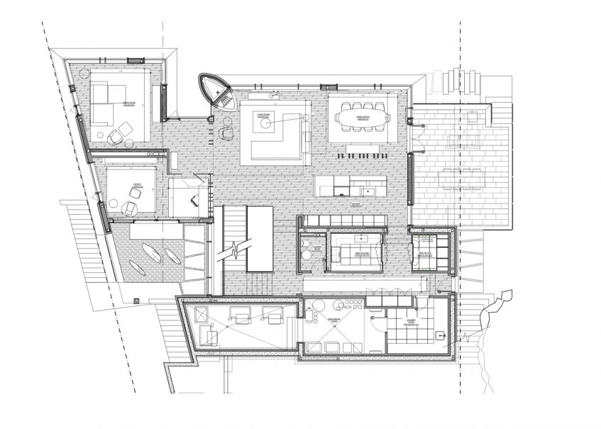 Floor Plans - Whistler Luxury Mountain Estate - Kadenwood Dr, Whistler, BC, Canada