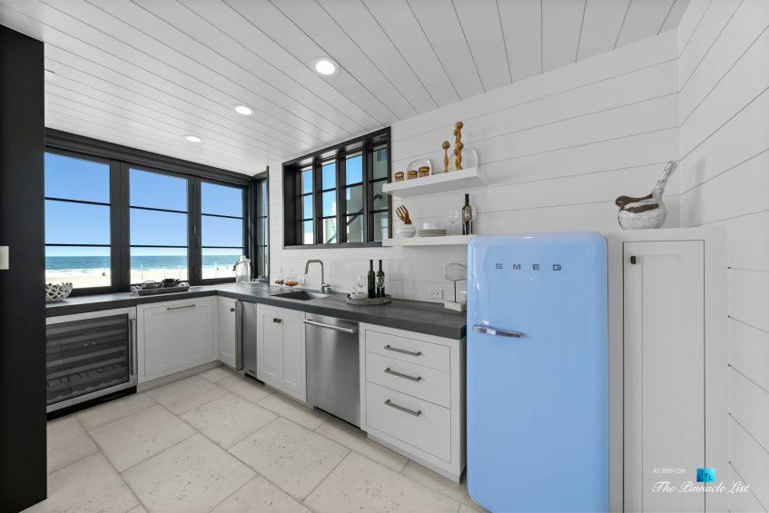 508 The Strand, Manhattan Beach, CA, USA - Lower Level Beachfront Bar - Luxury Real Estate - Oceanfront Home