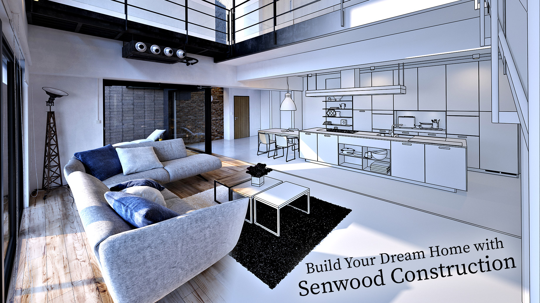 Build Your Dream Home with Senwood Construction