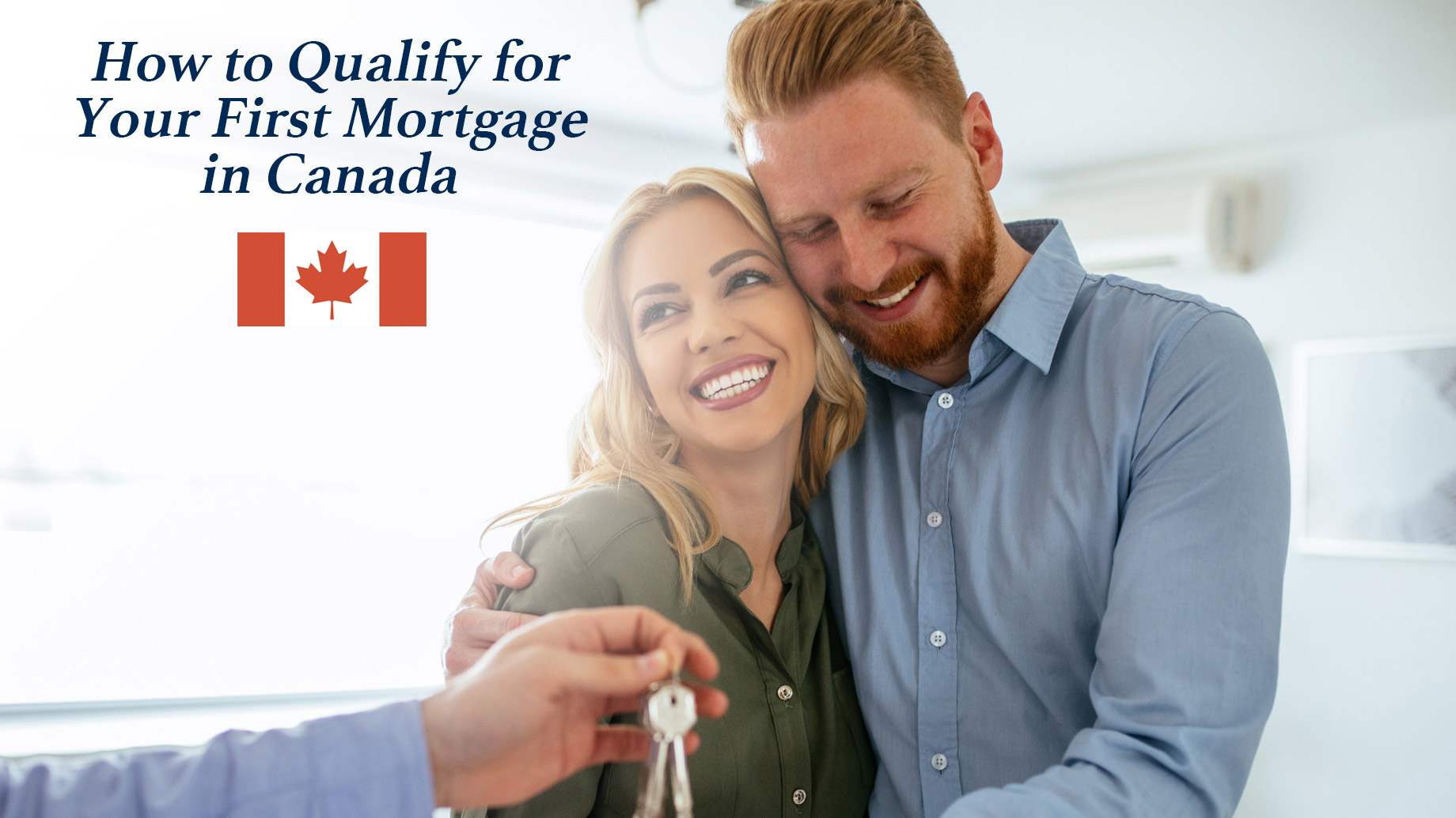 How to Qualify for Your First Mortgage in Canada