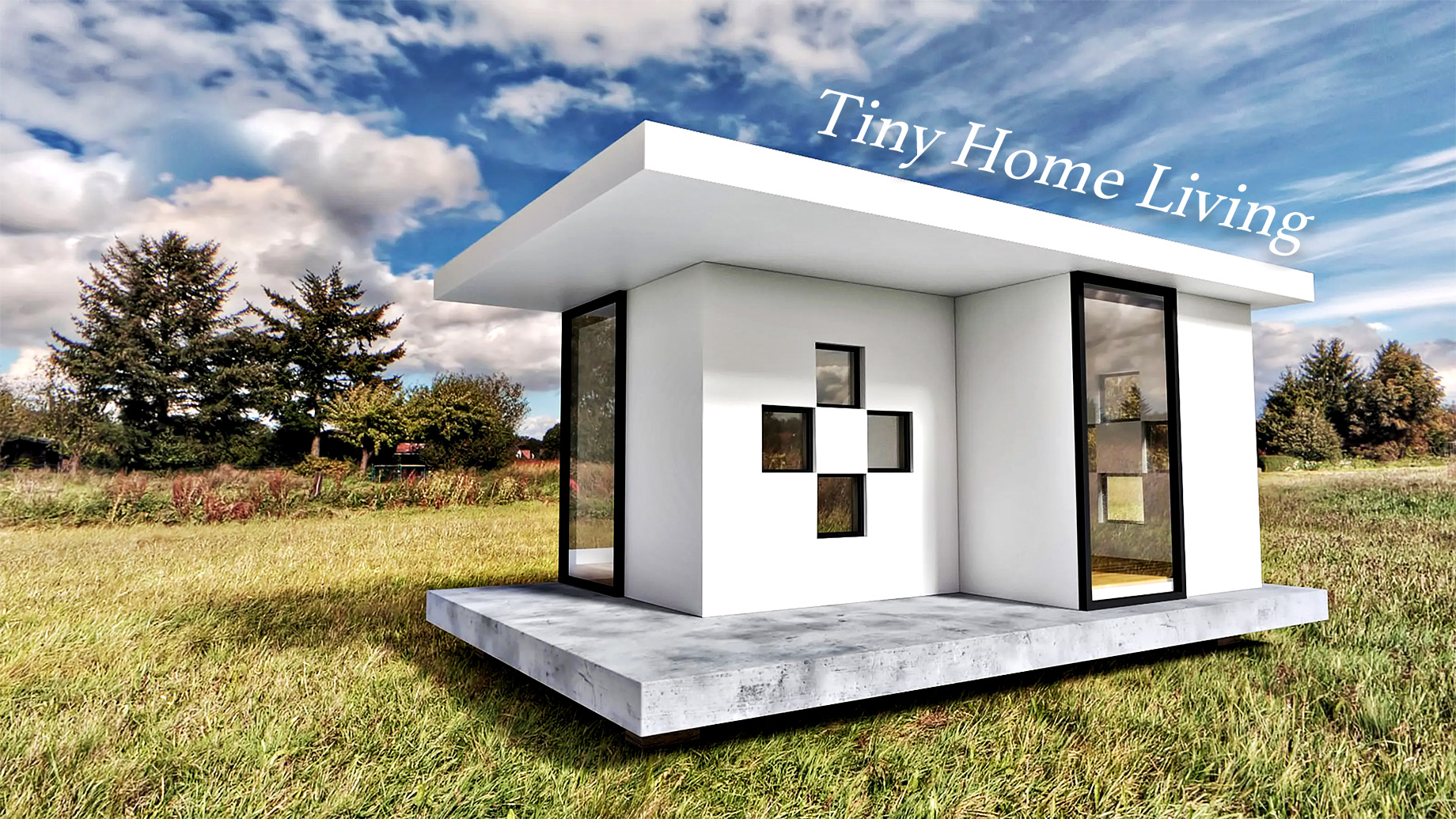 Tiny Home Living - 7 Good Reasons Why You Might Consider Giving It a Shot