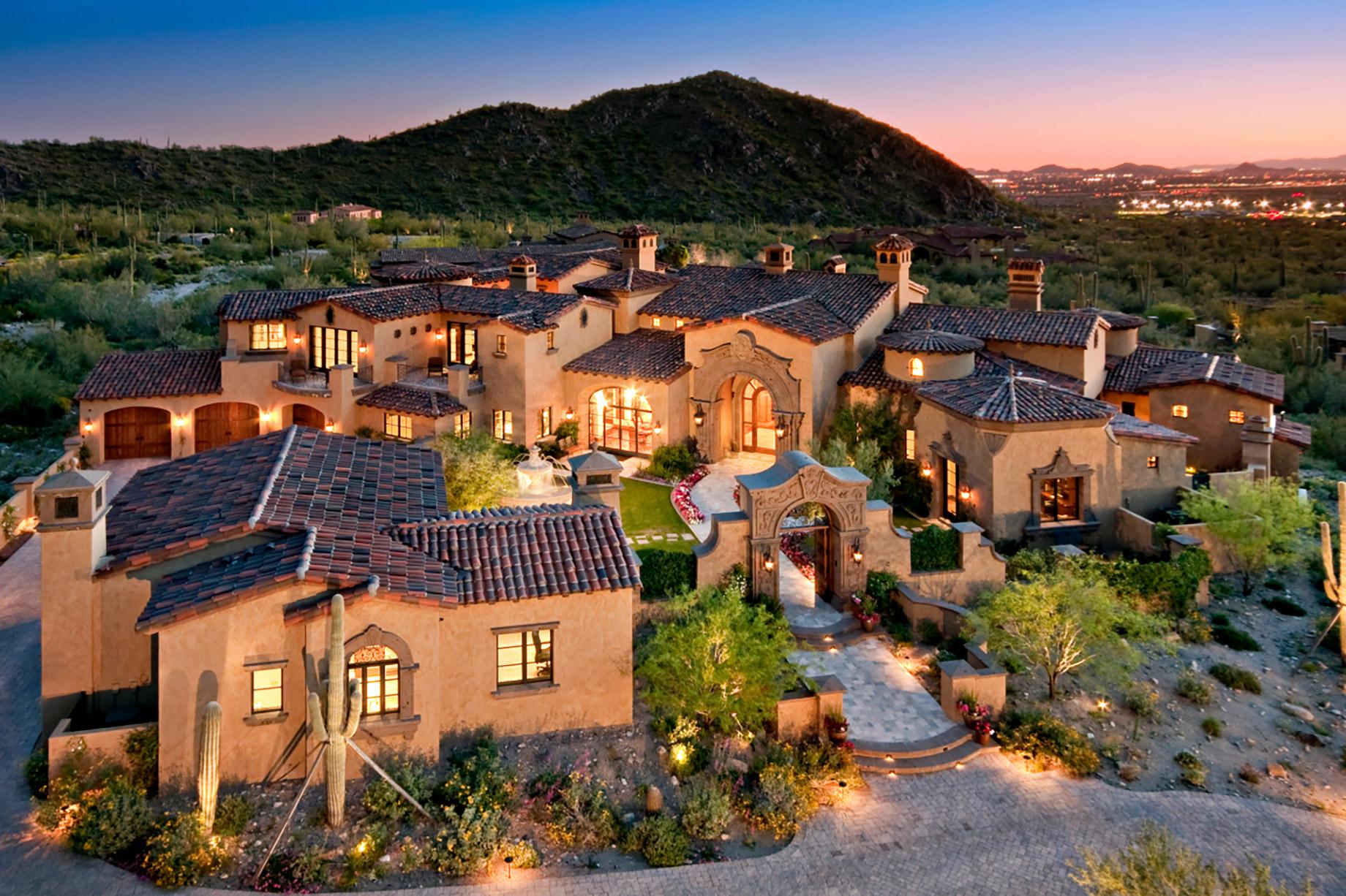 Scottsdale Luxury Real Estate - Arizona, USA