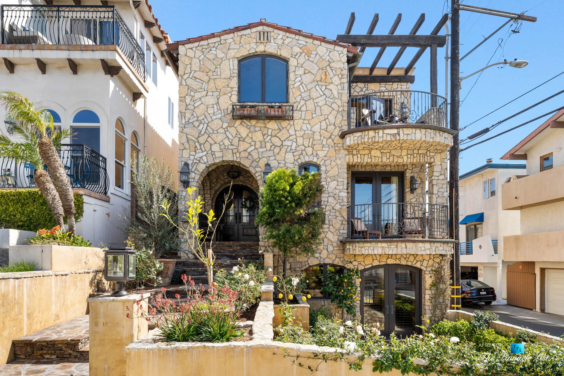216 7th St, Manhattan Beach, CA, USA – Luxury Real Estate – Coastal Villa Home