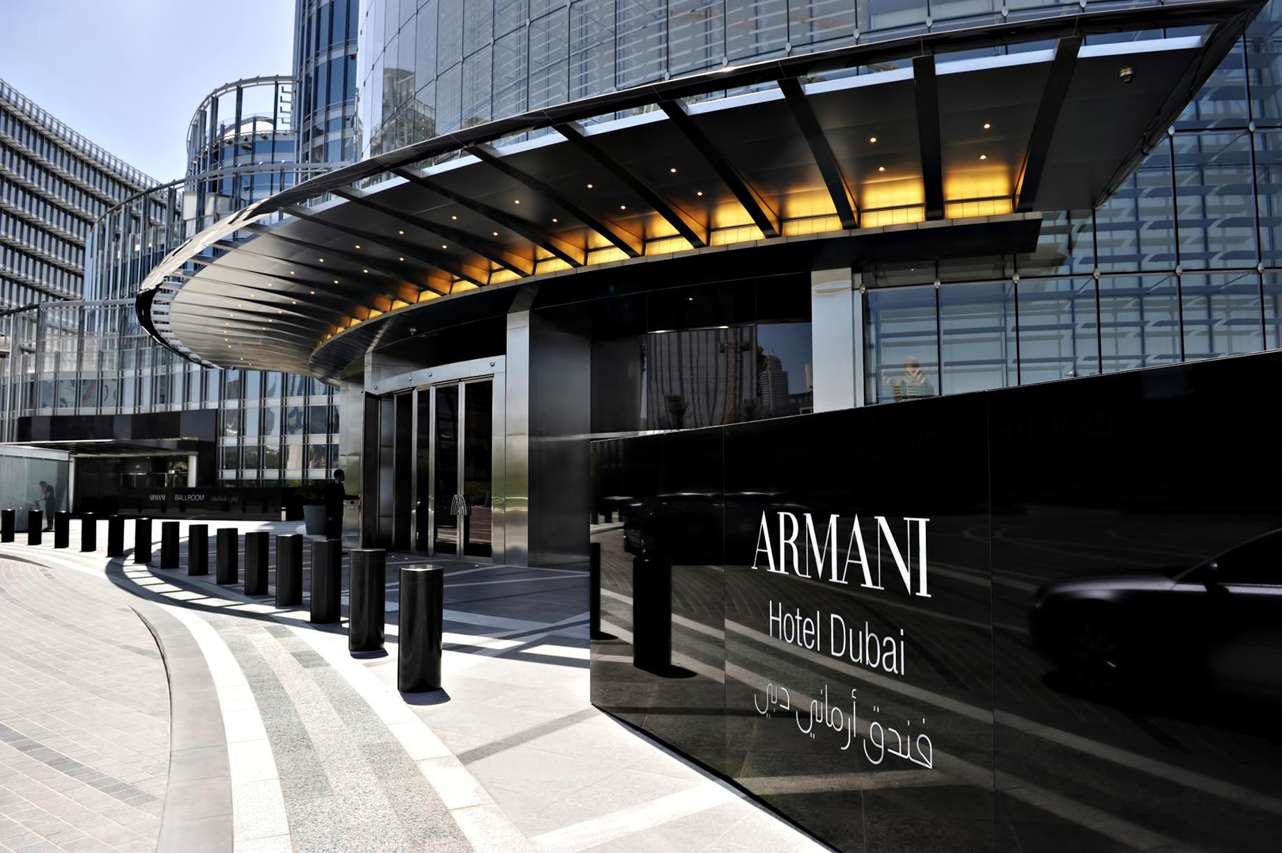 Armani Hotel Dubai - Burj Khalifa, Dubai, UAE