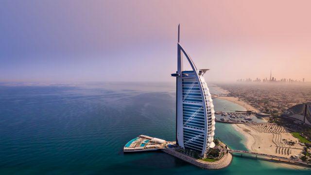 Burj Al Arab Luxury Hotel - Jumeirah St, Dubai, UAE