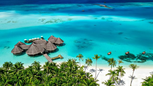Gili Lankanfushi Luxury Resort - North Male Atoll, Maldives