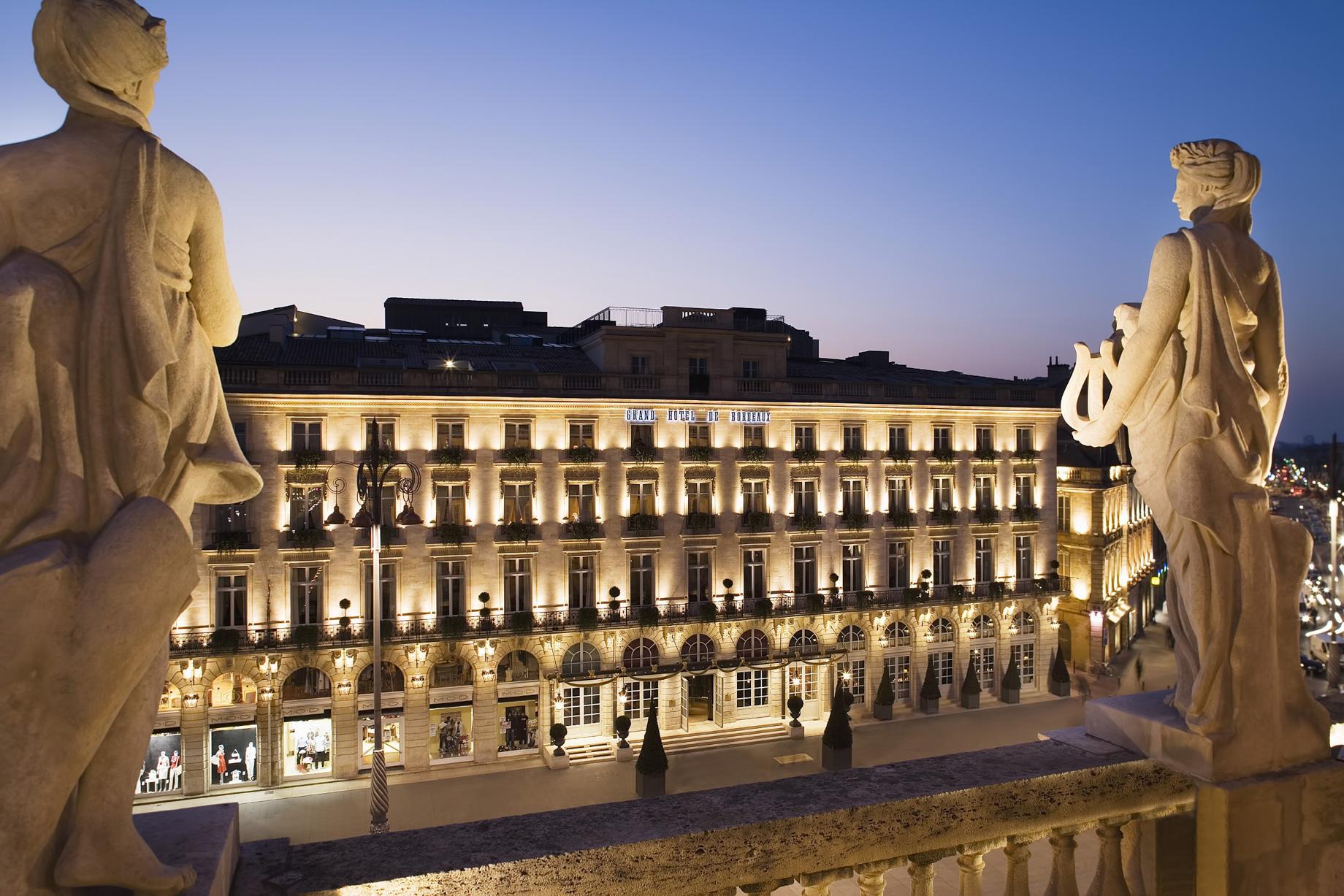 InterContinental Bordeaux Le Grand Hotel - Bordeaux, France