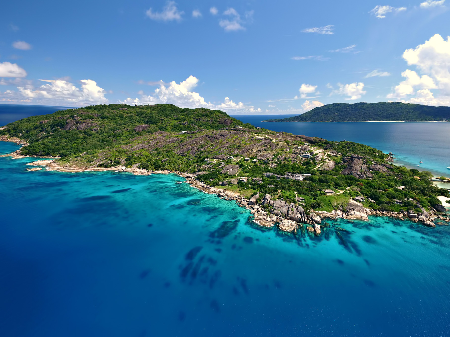Six Senses Zil Pasyon Luxury Resort - Felicite Island, Seychelles