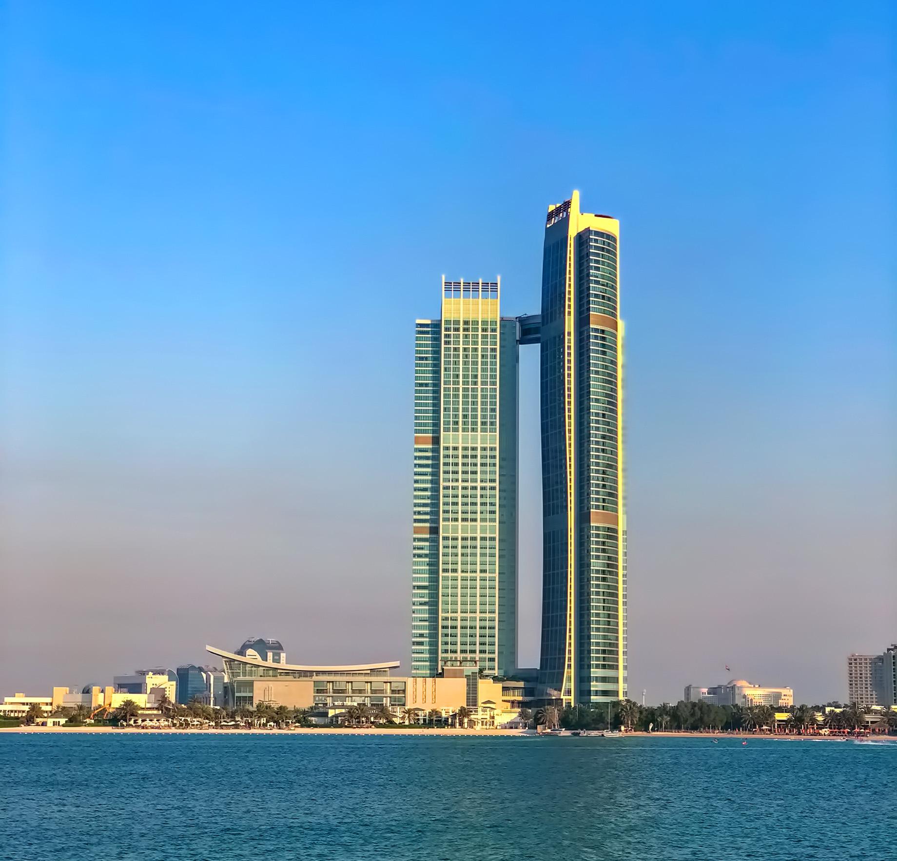 The St. Regis Abu Dhabi Luxury Hotel - Abu Dhabi, United Arab Emirates