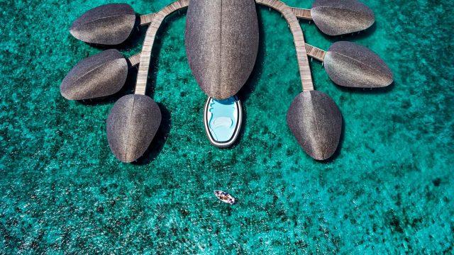 The St. Regis Maldives Vommuli Luxury Resort - Dhaalu Atoll, Maldives